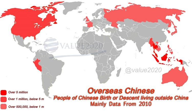 Overseas Chinese/Ilustrasi/vakue2020/Nusantaranews