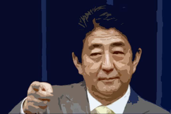 PM Jepang Shinzo Abe/sumber ilustrasi NHK