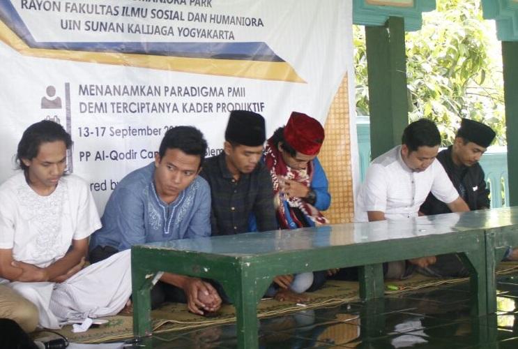 Pelatihan Kader Dasar PMII/Foto Dok. Pribadi/Nusantaranews