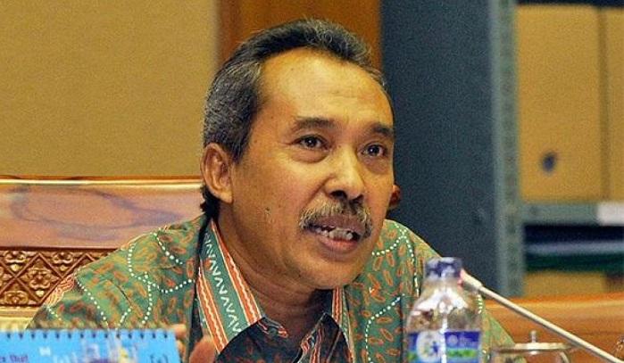 Peneliti Senior Lembaga Ilmu Pengetahuan Indonesia, Syamsuddin Haris. Foto: LIPI