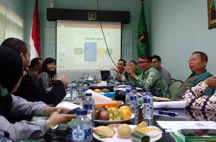 Pertemuan dengan perwakilan Partai PPP di Kantor DPP PPP/Foto Andika/Nusantaranews