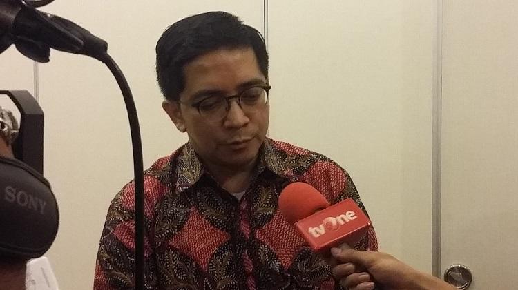 Phillips J Vermonte/Foto Ucok A/Nusantaranews