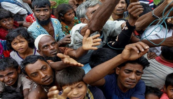 Rohingya pengungsi