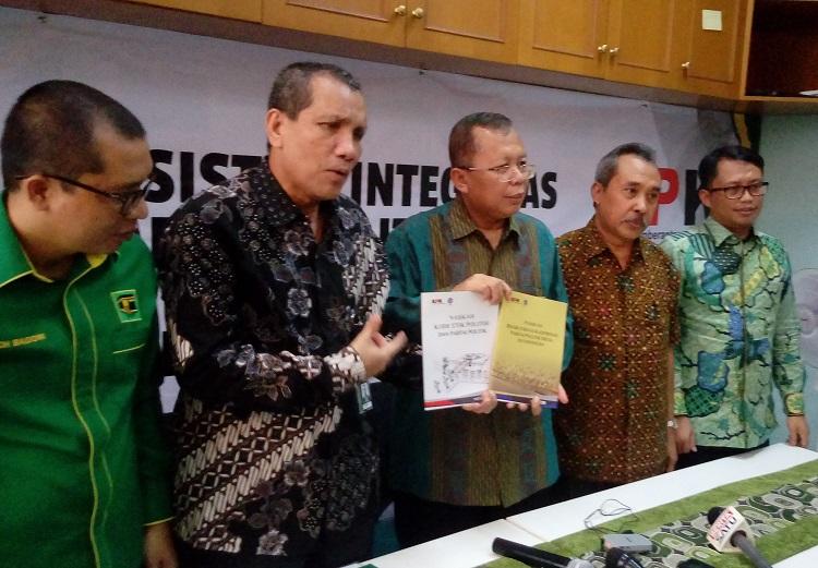 Safari KPK ke PPP/Foto Andika/Nusantaranews