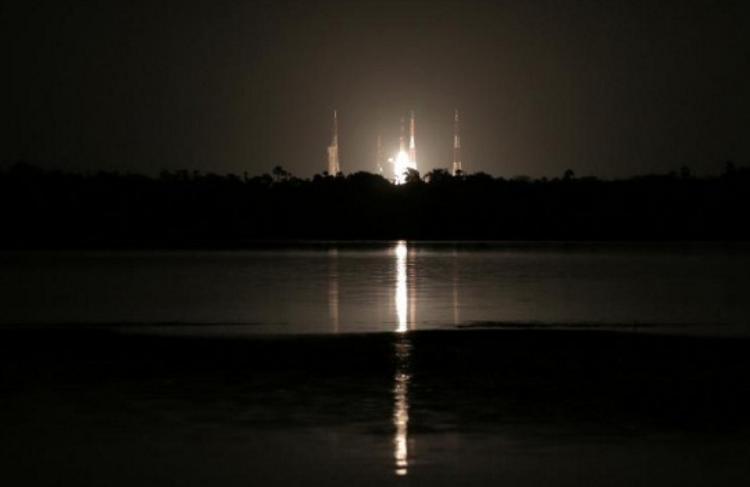 Satelit Navigasi India Meledak/Foto Dok. Reuters/Nusantaranews