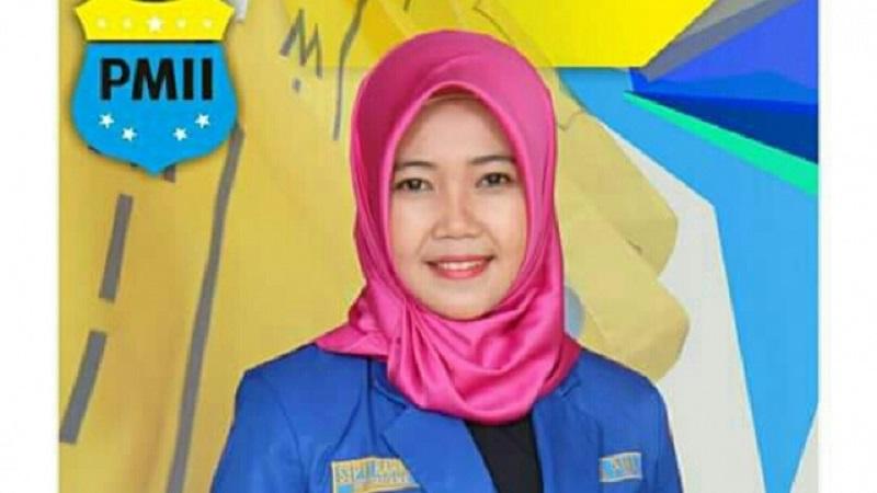 Kandidat Ketua Kopri PB PMII, Septi Rahmawati. (Foto: Istimewa)