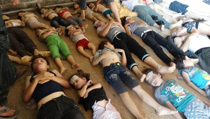 Laporan PBB Saal Serangan Kimia Atau Gas Sarin Dibantah Oleh Suriah. Foto: Dok. The Daily Beast