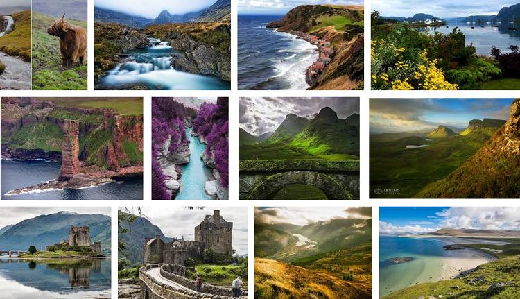 Tempat-Tempat Terindah di Skotlandia/Foto Croup/Istimewa/Nusantaranews