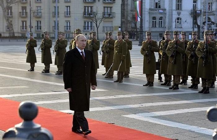 Presiden Rusia, Vladimir Putin. (Foto: Máthé Zoltán/Mom.hu)