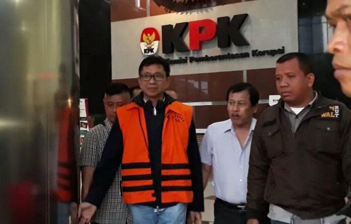 Walikota Batu, Eddy Rumpoko/Foto Restu Fadilah/Nusantaranews