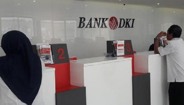 Bank DKI. Foto IGD/ NusantaraNews.co