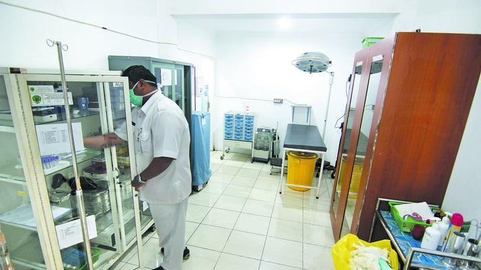 rumah sakit/Ilustrasi/Net/Nusantaranews