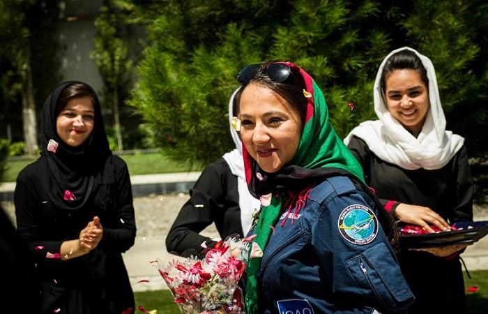 Shaista Waiz telah menjadi pahlawan bagi banyak wanita muda Afghanistan. (Foto: Ivan Flores/The Independent)