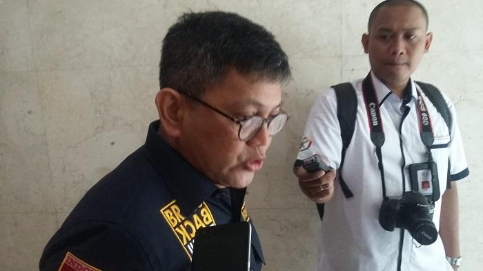 Wakil Ketua Pansus Hak Angket, Taufiqulhadi. Foto Ucok Al Ayubby/ NusantaraNews.co