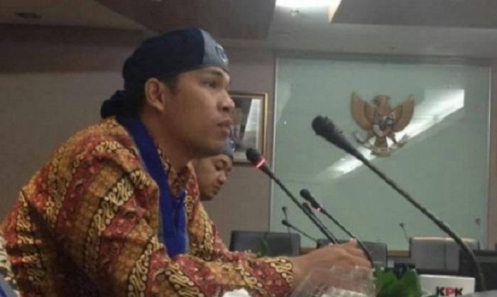 Ketua Umum PP GMKI Sahat Martin Sinurat. Foto: Dok. Rilis.id