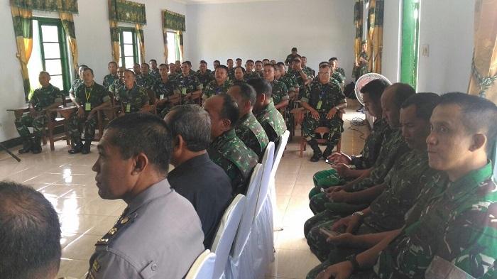 Suasana Pembukaan Pelatihan Pertanian di SP3T Jombang. Foto Penrem 082/Candra/ NusantaraNews
