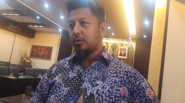 Renville Antonio, Tokoh Muda yang digadang-gadang akan jadi Penggandeng Khofifah di Pilgub Jatib. Foto Tri Wahyudi/ NusantaraNews