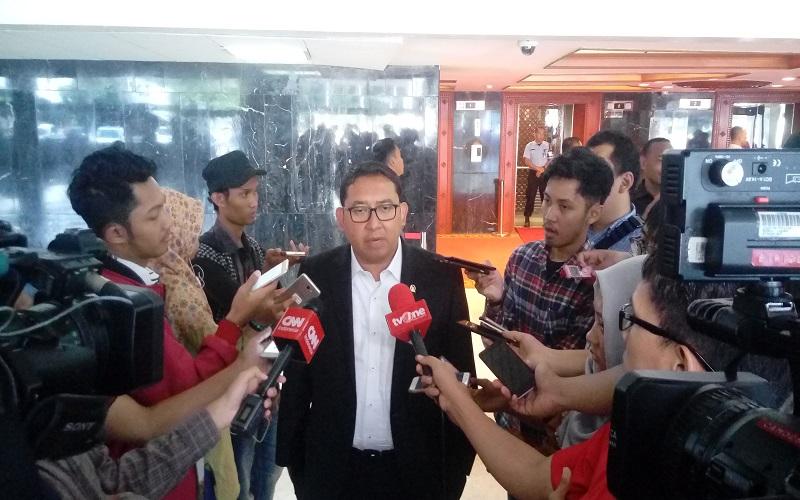 Wakil Ketua DPR RI, Fadli Zon. (Foto: Richard Andika/NusantaraNews)