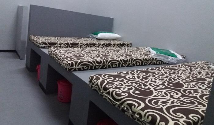 Spesifikasi Rumah Tahanan Baru KPK. Foto Restu Fadilah/ NusantaraNews.co