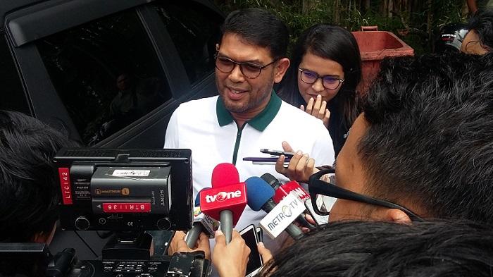 Anggota Komisi III DPR RI, Nasir Djamil. Foto Ucok Al Ayubby/ NusantaraNews