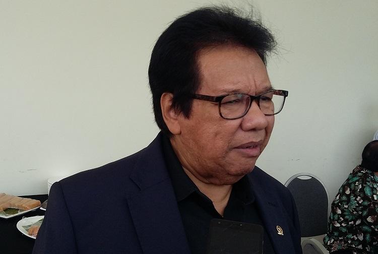 Anggota Komisi I DPR RI, Bachtiar Ali (Foto: Ucok A/Nusantaranews)