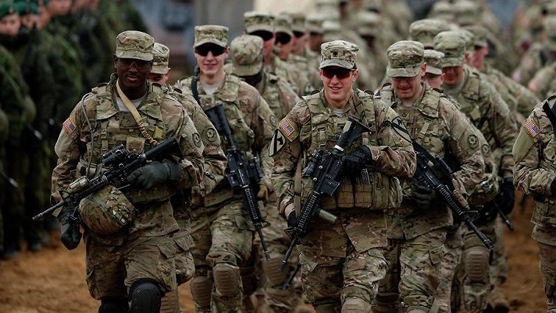 Angkatan Darat AS. (Foto: AP/Mindaugas Kulbis0