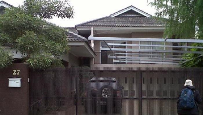 Bekas Rumah Presiden PKS dilelang KPK. Foto: Dok. Kompas
