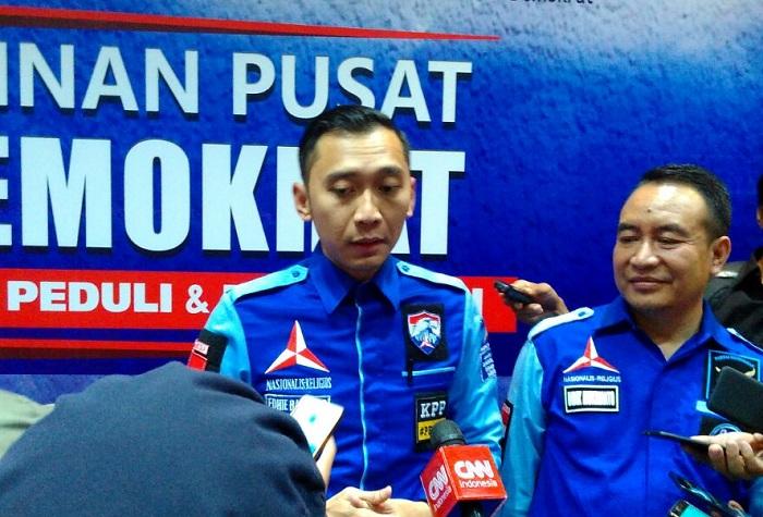 Edhi Baskoro Yudhoyono (Ibas) (Foto: Ucok A/Nusantaranews)