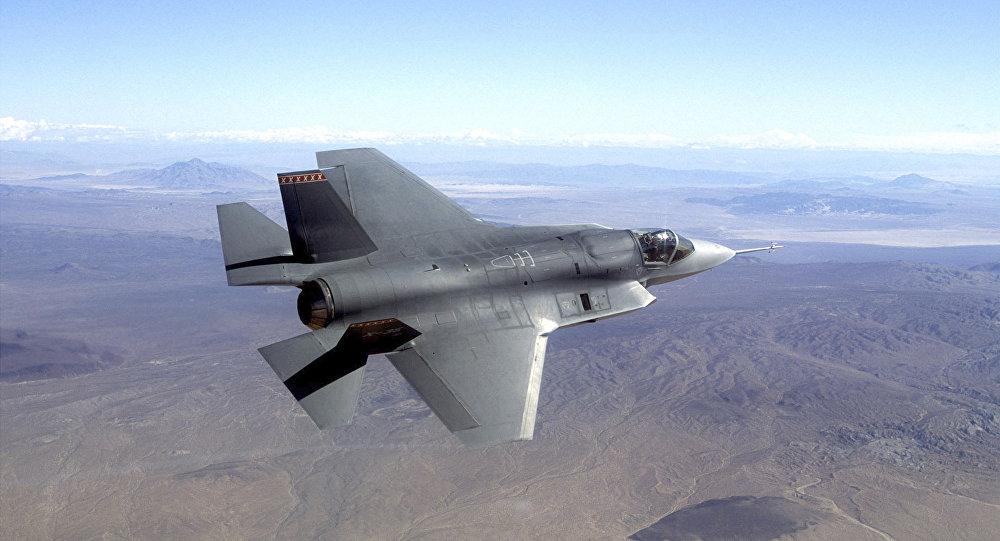 Angkatan Udara Israel (IAF) akan mengoperasikan jet tempur F-35 untuk menghadang laju Hizbullah di Lebanon. (AP Photo/ Northrop Grumman)