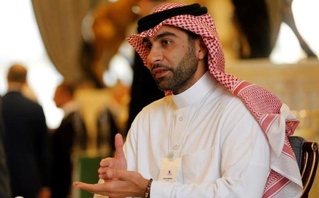 Kepala eksekutif pengembang Emaar the Ekonomic City (EEC), Fahd Al Rasheed. Foto: Dok. Reuters