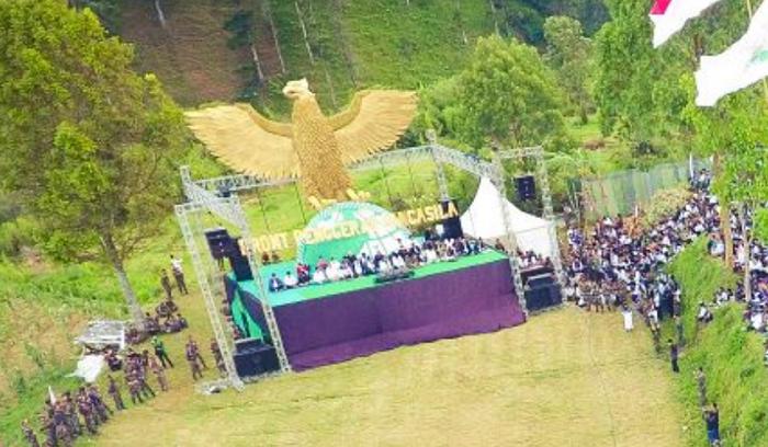 Front Penggerak Pancasila (Foto Istimewa/Nusantaranews)