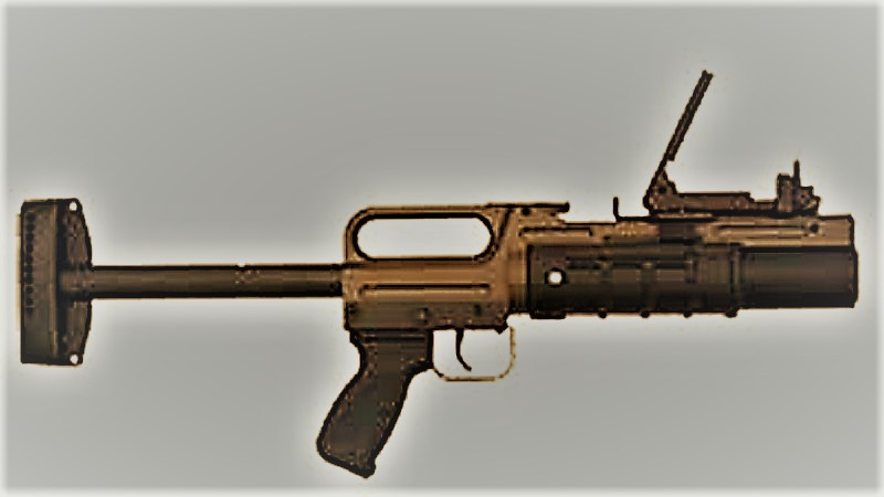 40x46 mm Stand Alone Grenade Launcher (SAGL). (Foto: Arsenal JSCo)