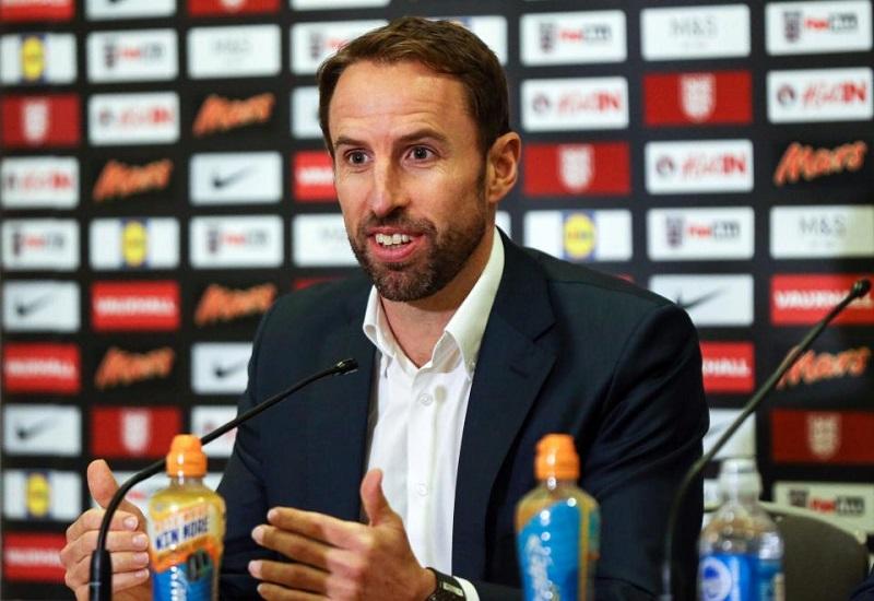 Bos timnas Inggris, Gareth Southgate sangat berterima kasih kepada salah satu manajer klub Premier League. (Foto: Press Association/PA)