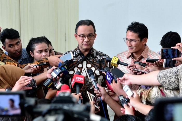 Gubernur DKI Anies Baswedan (Foto Istimewa/Nusantaranews)