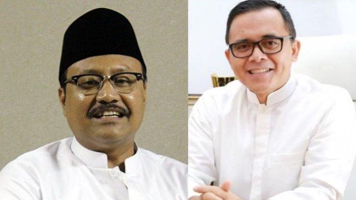 Gus Ipul dan Azwar Anas (Foto Istimewa)