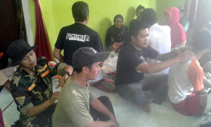 Baksos ATS Ansor-Warih Swarna Buat Masyarakat Kagum. Foto Erli Badra