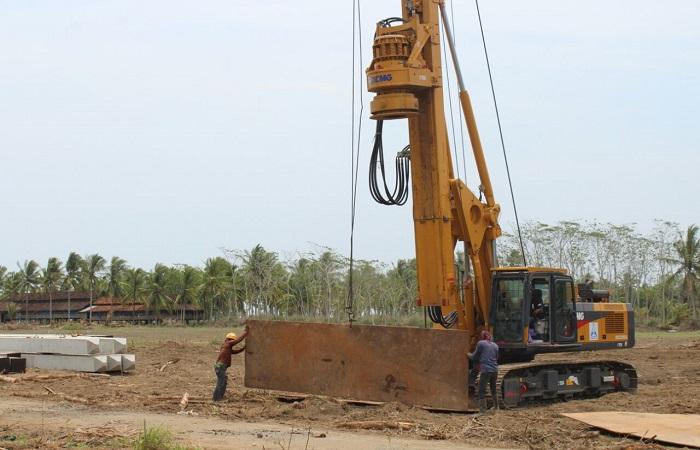 Mesin Kemenko Maritim untuk Pembebasan Lahan di Kulonprogo. Foto: Dok. Kemenko Maritim