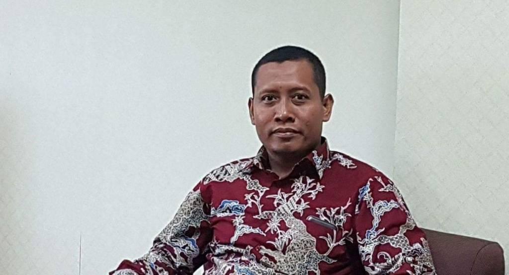 wan Pengawas Keselamatan dan Kesehatan Kerja, Baitul Khoeri. (Foto: Ucok Al Ayubbi/NusantaraNews)