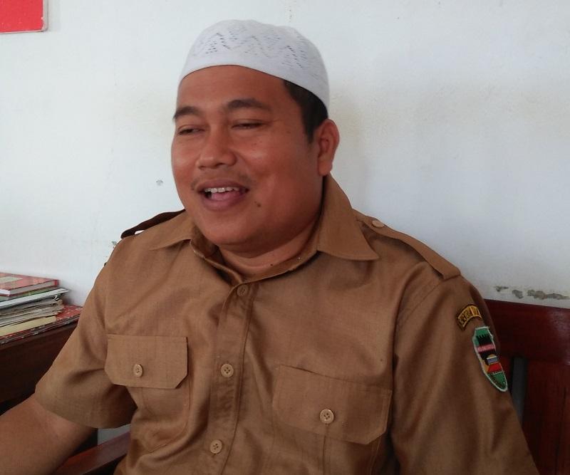 Kades Cijunti Toha Bin Saripin. (Foto: Fuljo Purwasuka/NusantarNews)