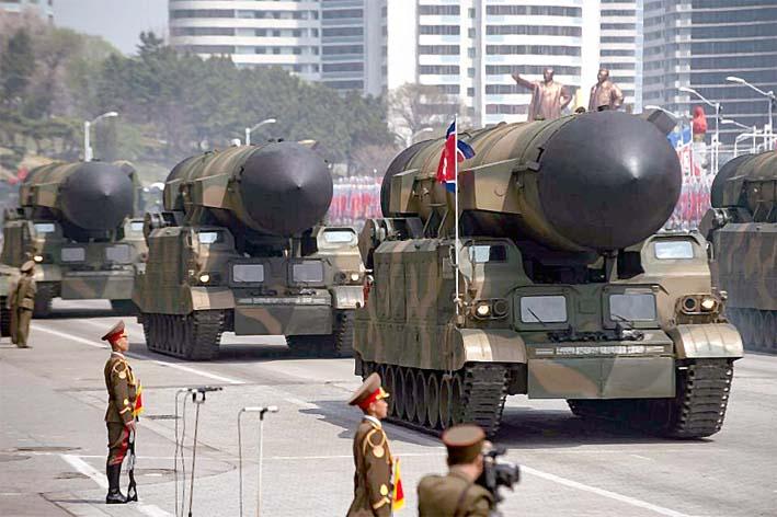 Persiapan Perang Korea Utara/Foto rferl.org