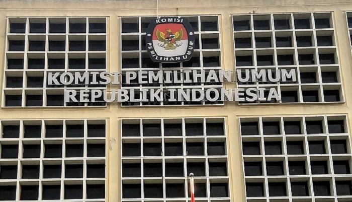 Gedung KPU Pusat. Foto: Dok. KPU