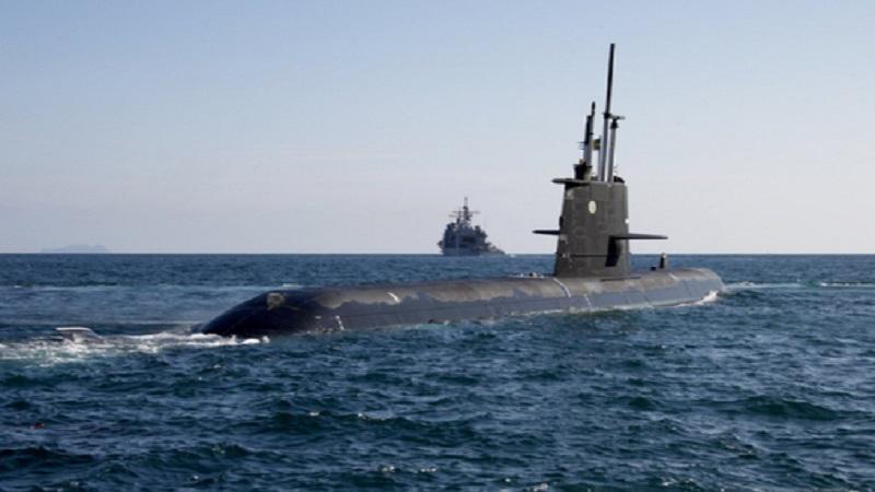 Tipe baru kapal selam A26 produk perusahaan alutsista terkemuka Sedia. (Foto: Saab)