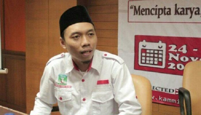 Ketua Umum Pimpinan Pusat Kesatuan Aksi Mahasiswa Muslim Indonesia (KMMI), Kartika Nur Rakhman. Foto: Dok. Istimewa