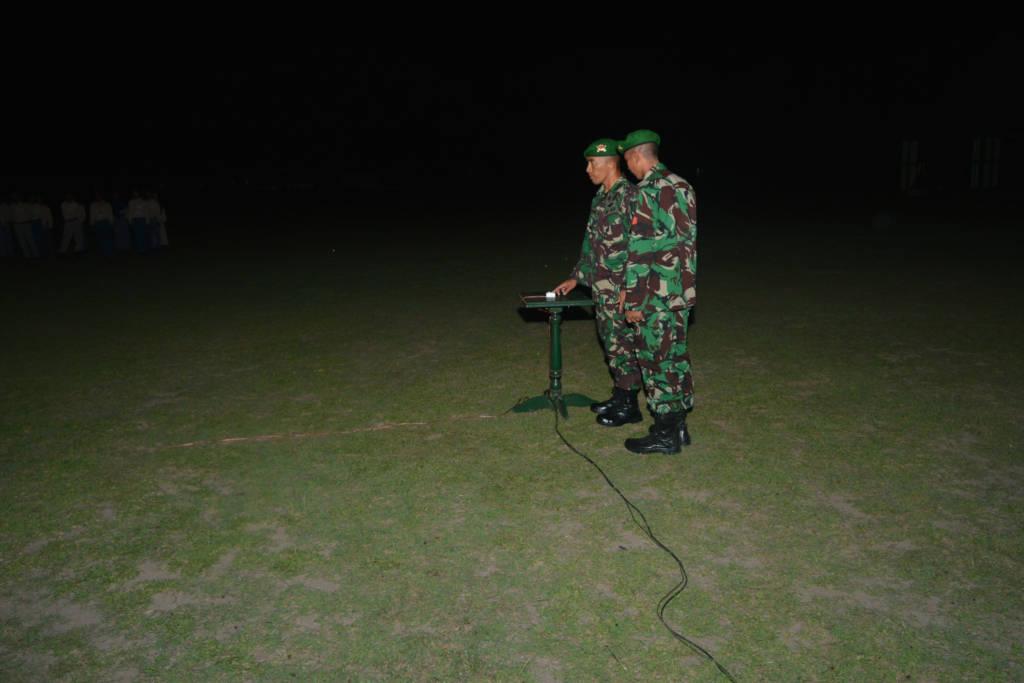 Kegiatan Sehari Bersama TNI atau Sahabat di Yonif 511/Dibyatara Yodha, Blitar. (Foto: Dok. Korem)
