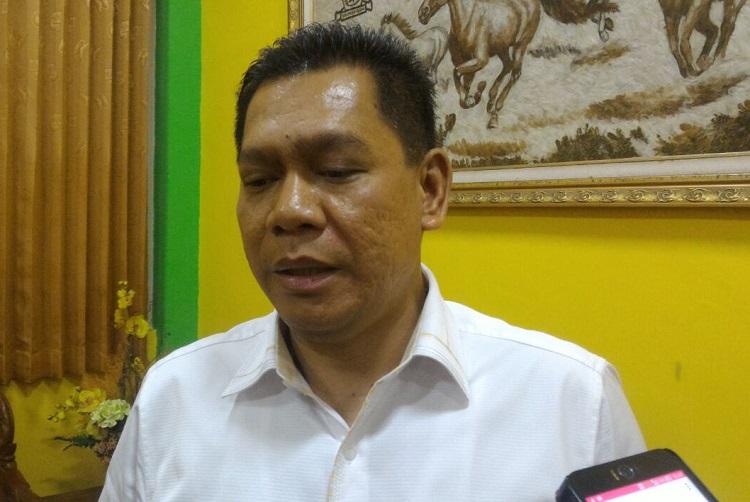 Ketua Pemenangan Pilkada 2018 Jawa III, Adies Kadir (Foto Tri Wahyudi/Nusantaranews)
