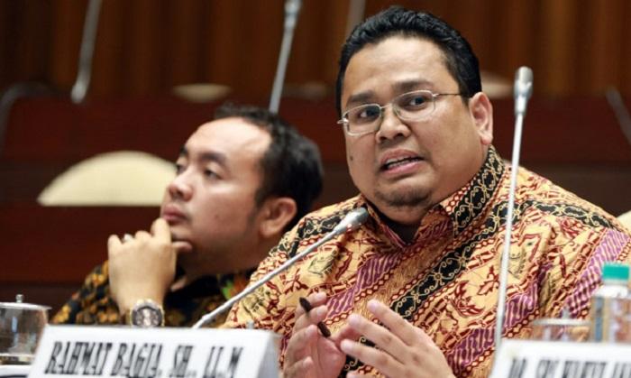 Komisioner Bawaslu, Rahmat Bagja. Foto: Istimewa