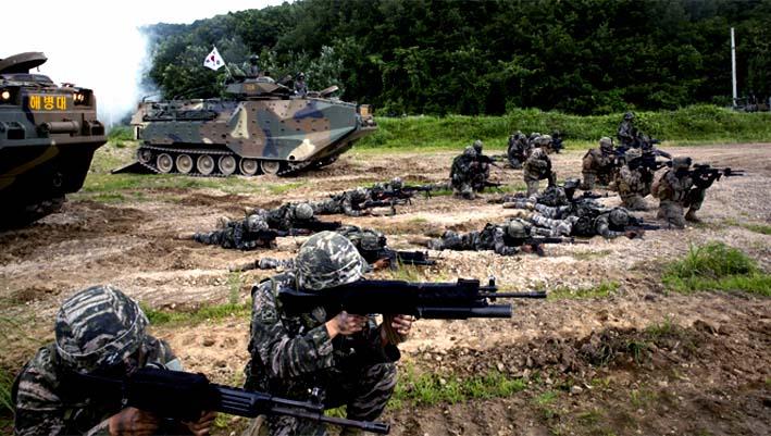 Ilustrasi Pasukan Khusus Korea Selatan/Foto MilitaryTimes