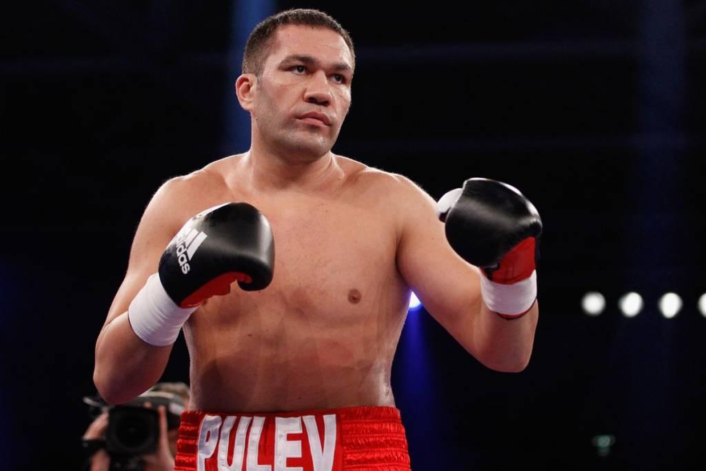 Petinju asal Bulgaria dikabarkan cedera otot membuat pertarungannya dengan Anthony Joshua terancam gagal. (Foto: Boris Streubel)