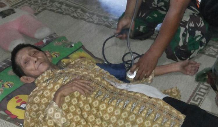 Layanan Kesehatan ke Masyarakat (Foto Wahyu/Nusantaranews)
