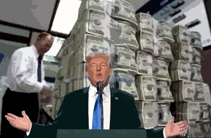 Ilustrasi Penolakan AS Menambah Modal Bank Dunia/foto ABC News